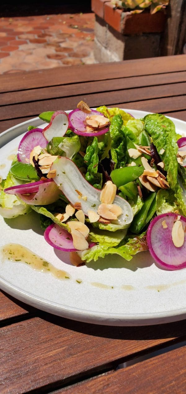 Baby Gem Salad