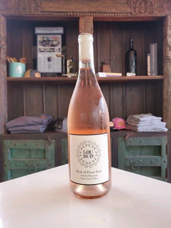 Rose of Pinot Noir - Loubud